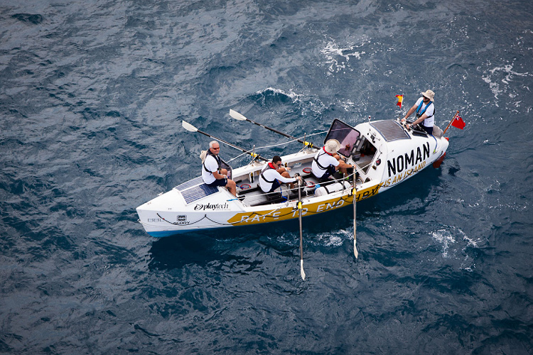 TGAL Sponsors World Record Attempt: 2,700-mile Row Across the Pacific Ocean